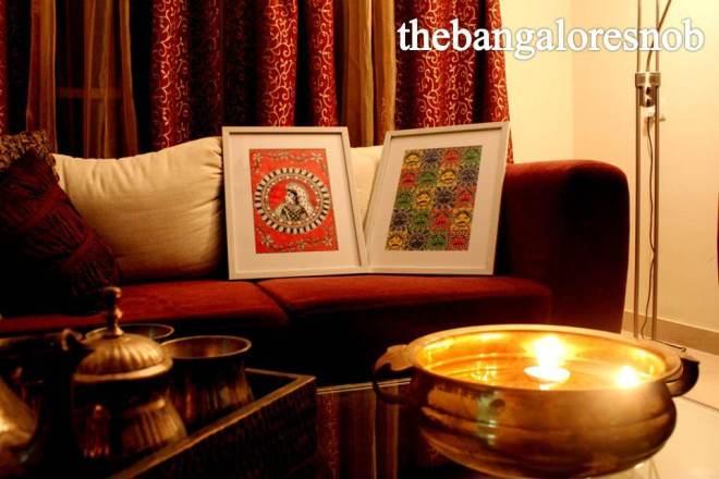Uruli and the Madhubani Painting