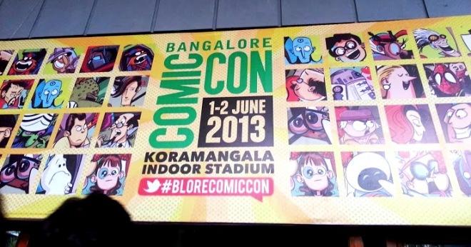 Comicon Entry