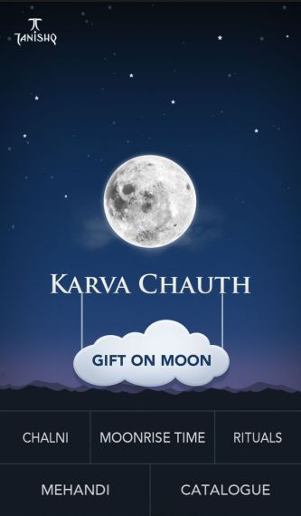 Tanishq KarvaChauth App for Android