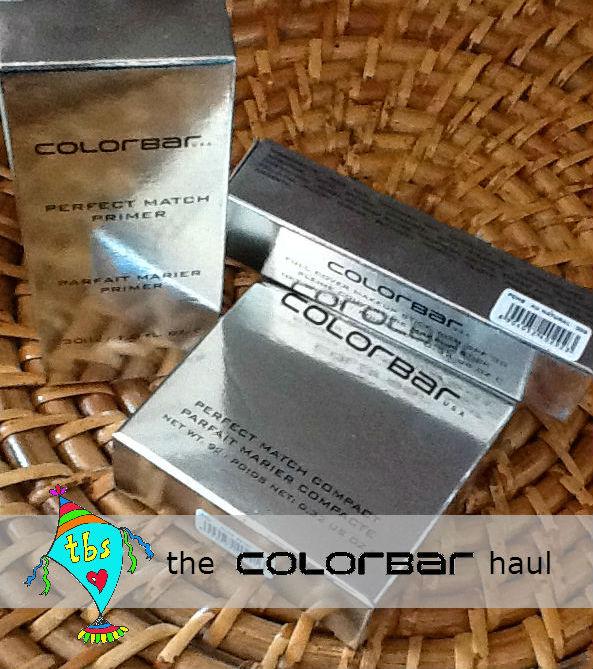 Colorbar Haul