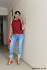 STYLING YOUR RIPPED BOYFRIEND JEANS http://thebangaloresnob.com/2014/04/27/styling-your-ripped-boyfriend-jeans/