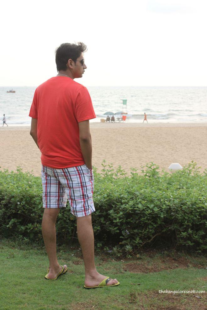 Hubby In Goa