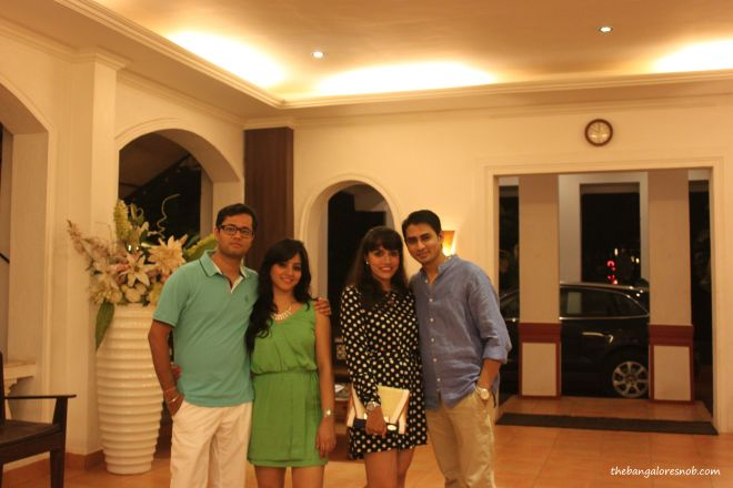 The Gang at Goa