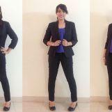 5 Styles for Black Pants http://thebangaloresnob.com/2014/07/31/5-styles-for-black-pants/