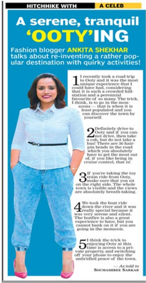 January 2016, Deccan Chronicle