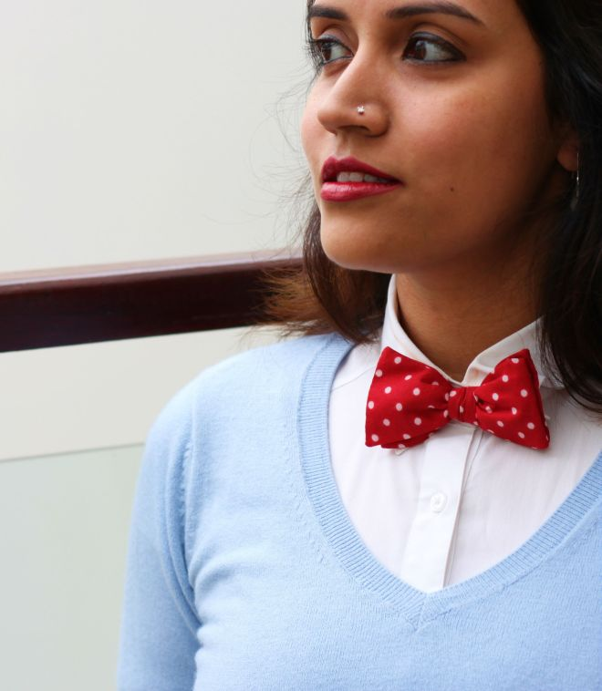Red Riding Bowtie_5