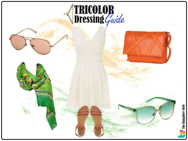 Tricolor Dressing Guide