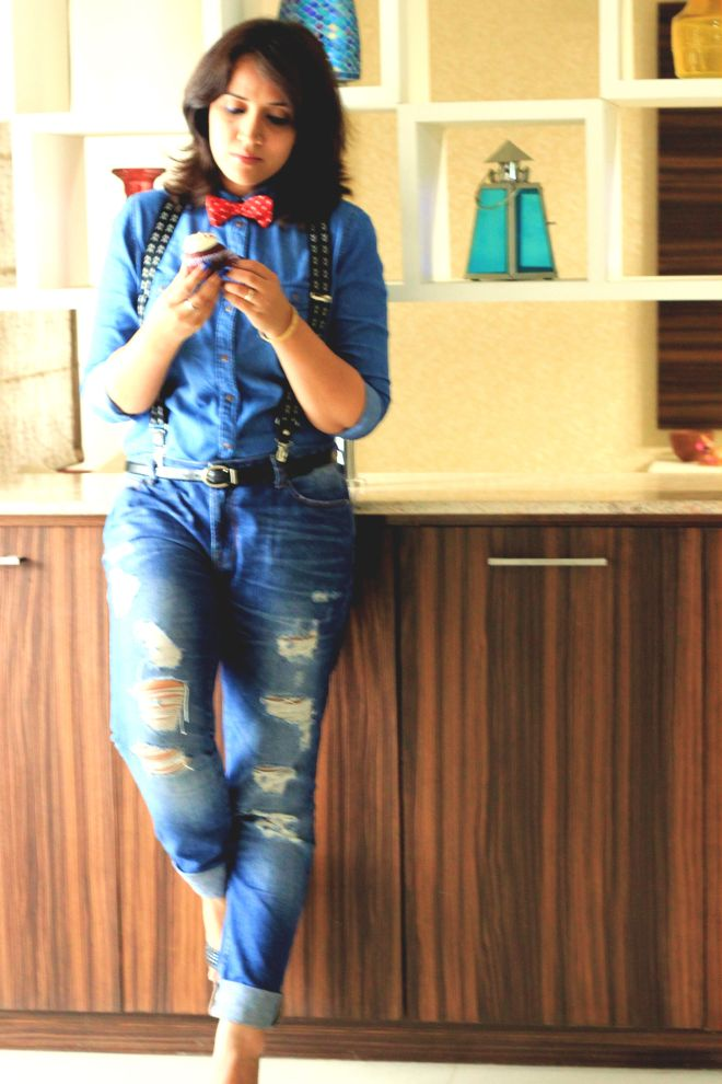 Denim on Denim Bowtie_1