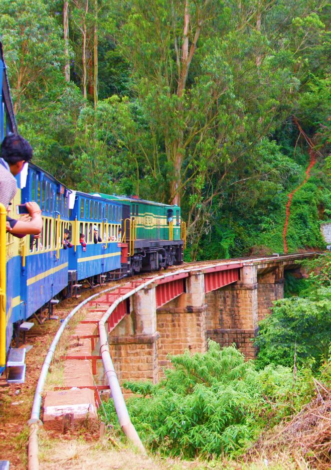 Ooty Toy Train_2